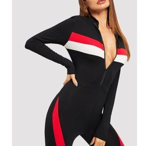 Pants - ♥️SOLD! POWERUP Catsuit - Formula 1 Inspired 🏎